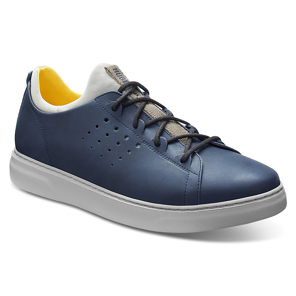 Samuel Hubbard Flight Sport Sneakers Navy / Gray Image