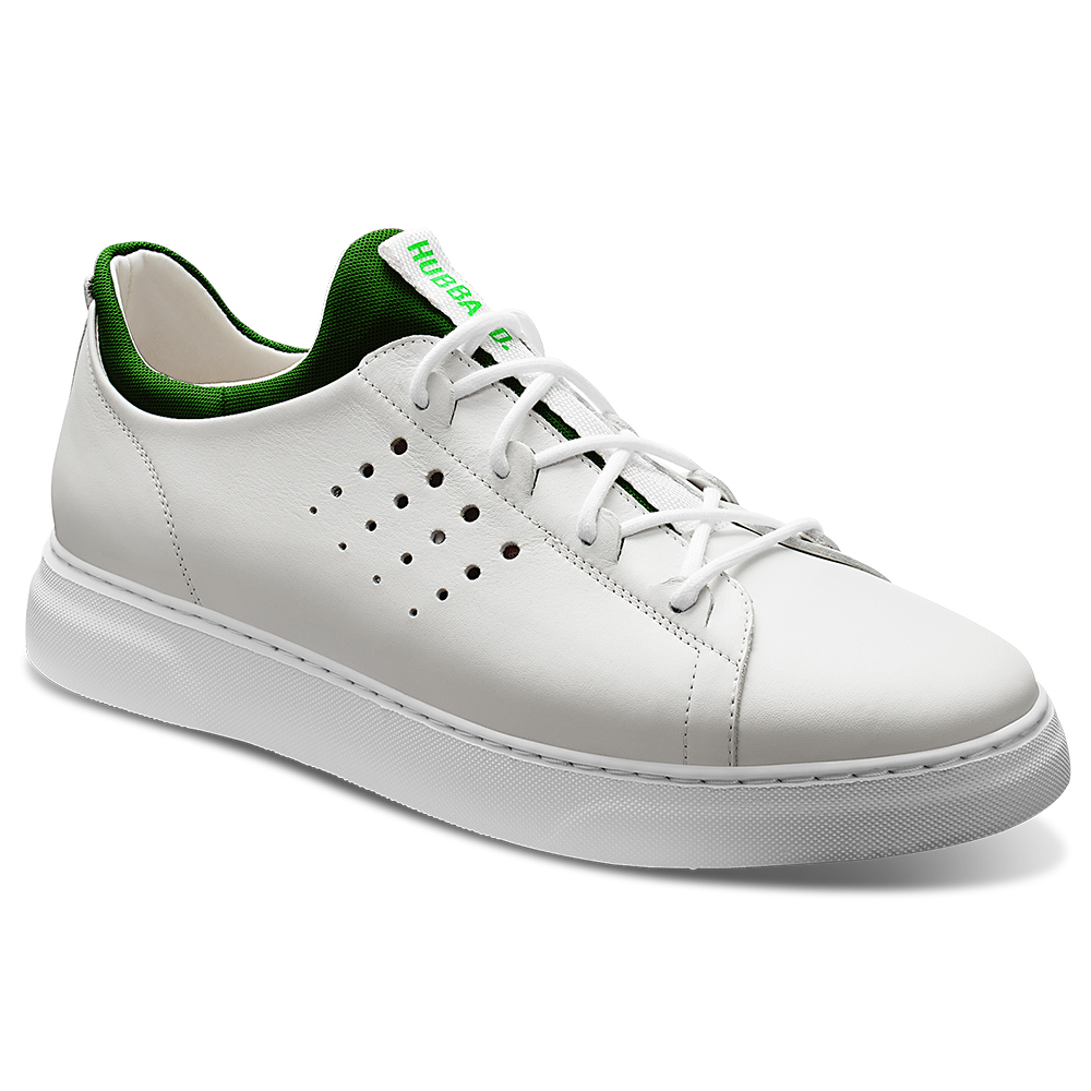 Samuel Hubbard Flight Sport Sneakers White / Green Image