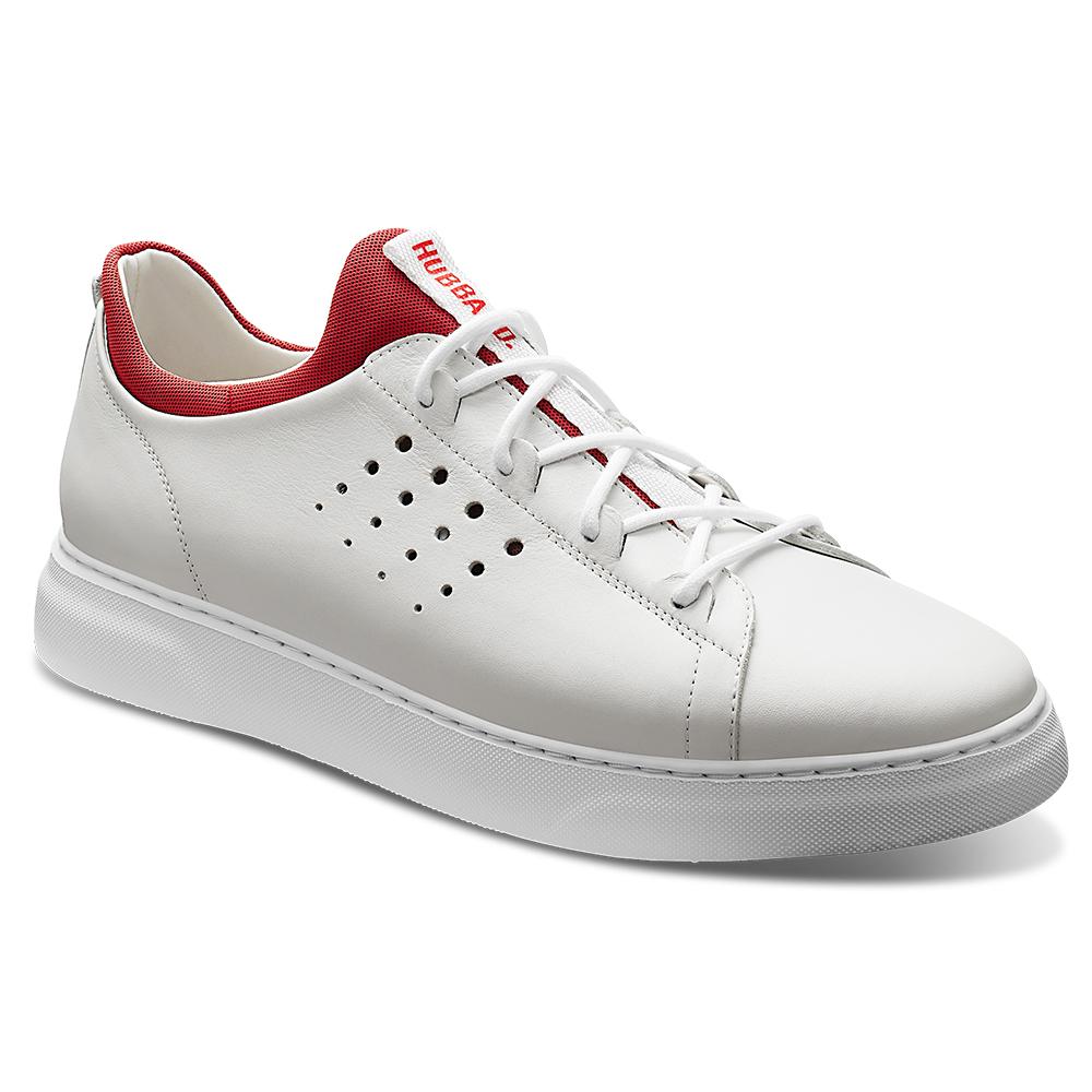 Samuel Hubbard Flight Sport Sneakers White / Red Image