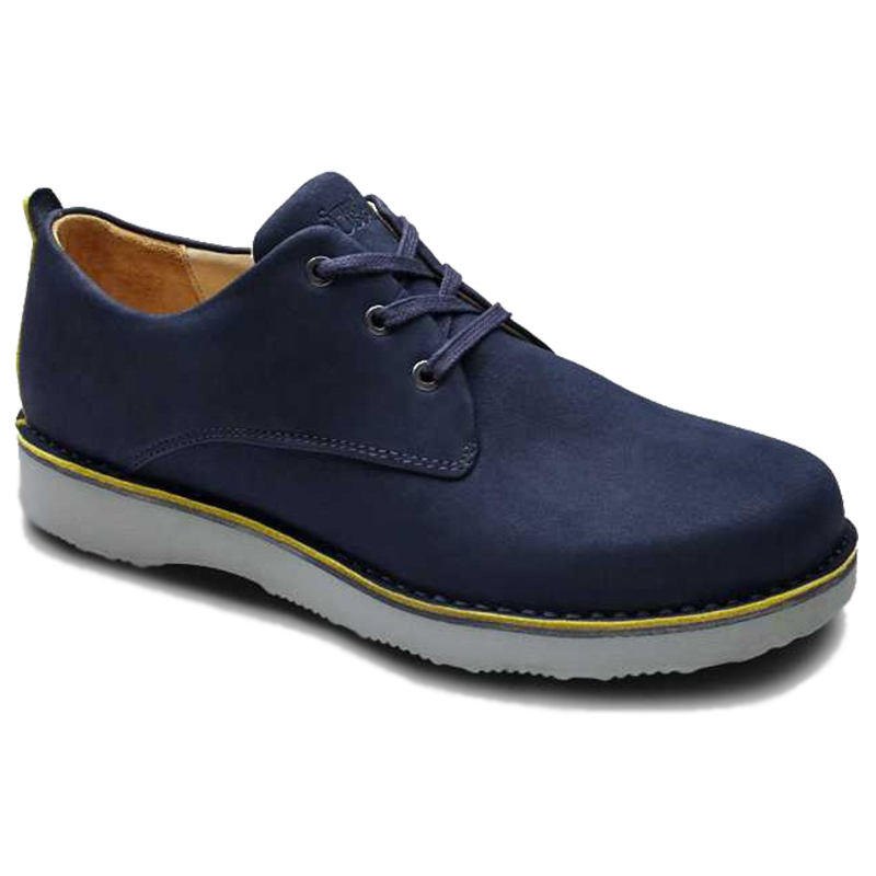 Samuel Hubbard Free Unsneaker Shoes Navy Image