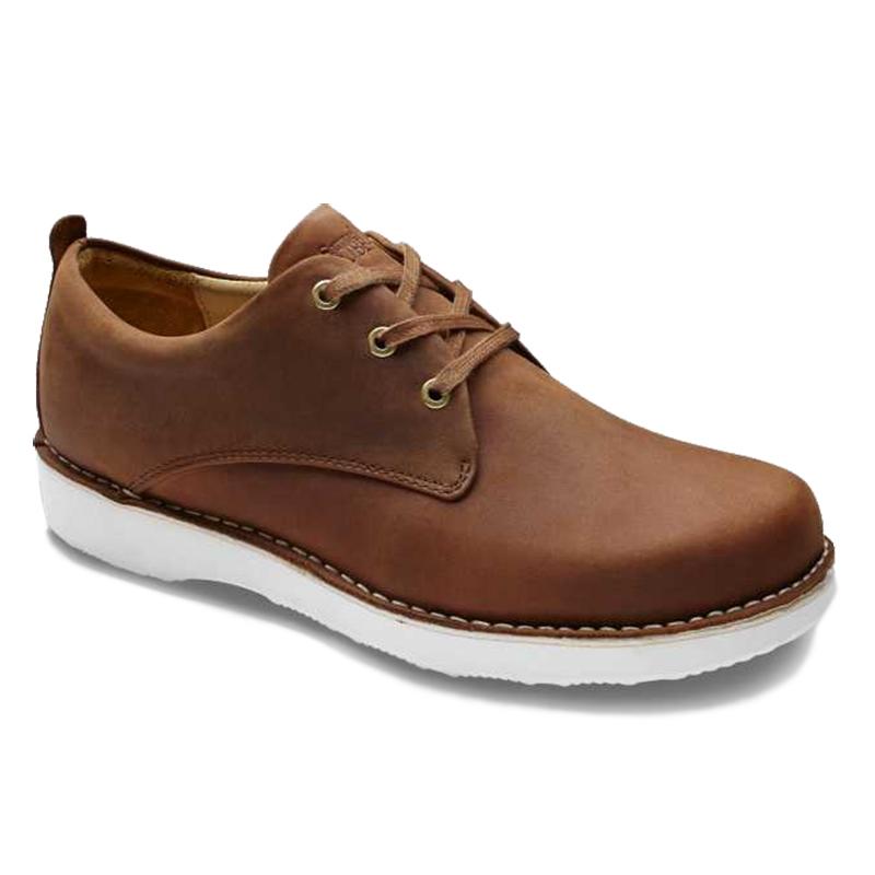 Samuel Hubbard Free Unsneaker Shoes Tan Waxhide Image