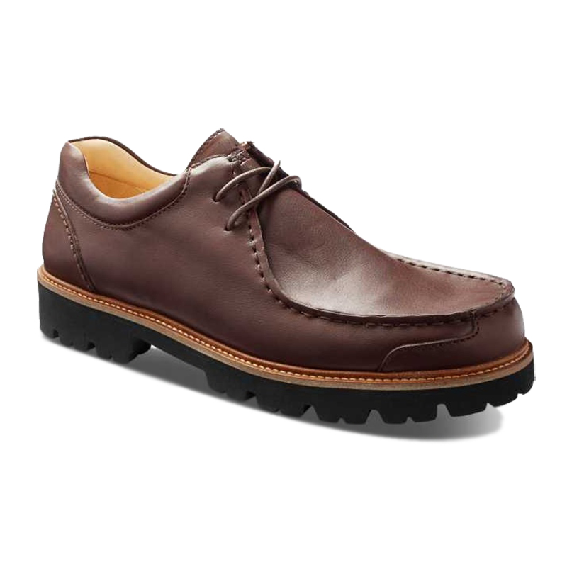 Samuel Hubbard Great North Shoes Saddlebag Brown Image