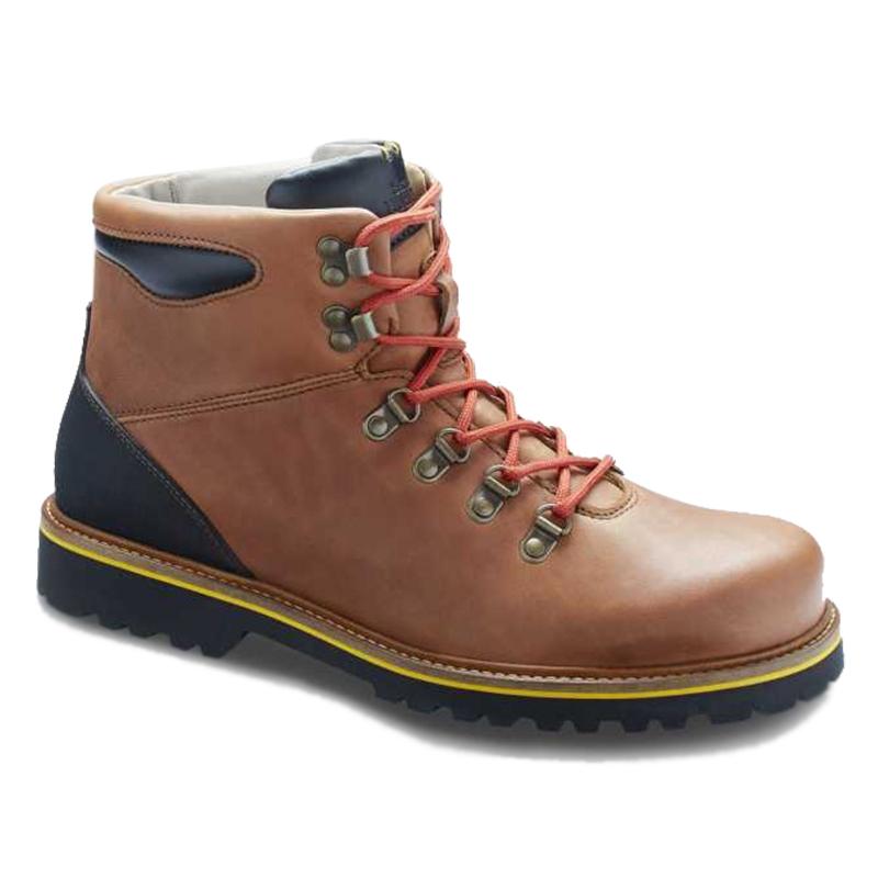 Samuel Hubbard Mt Tam Hiking Boots Saddlebag Tan Image