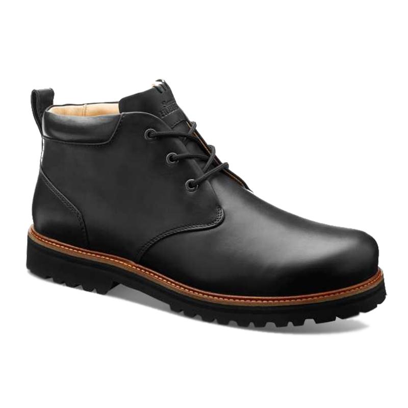 Samuel Hubbard Northcoast Chukka Boots Saddlebag Black Image