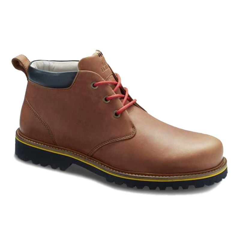 Samuel Hubbard Northcoast Chukka Boots Saddlebag Tan Image