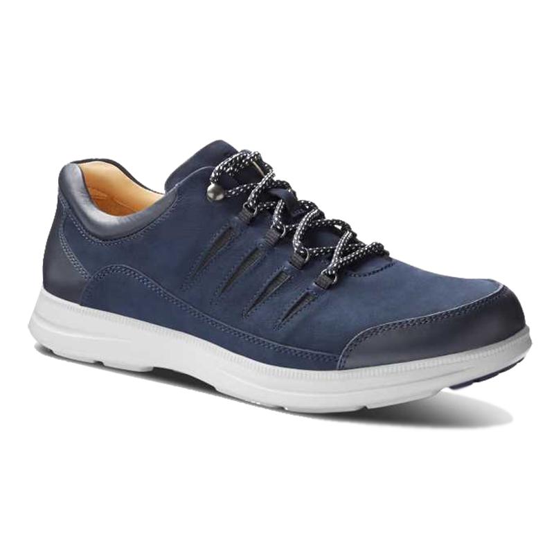 Samuel Hubbard Open Road Sneaker Midnight Blue Image