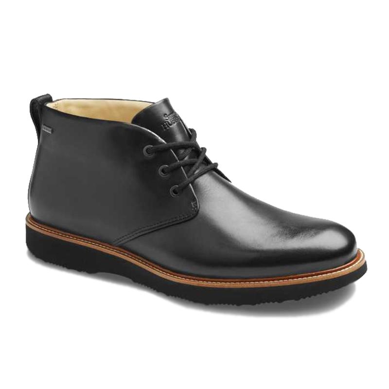 Samuel Hubbard Rainy Day Re-Boot Chukka Boots Black Image