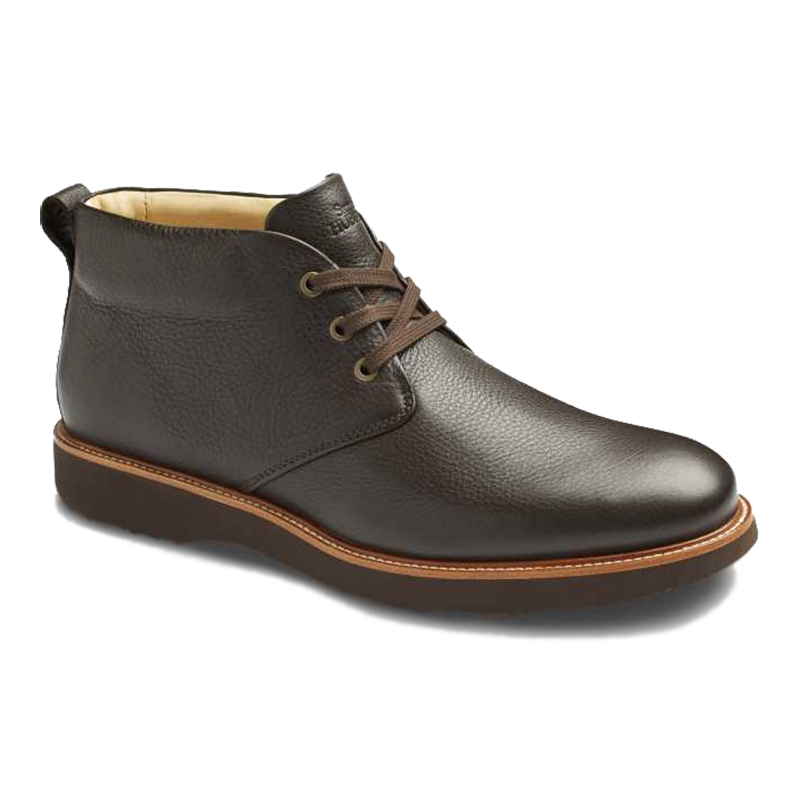 Samuel Hubbard Re-Boot Chukka Boots Espresso Brown Image