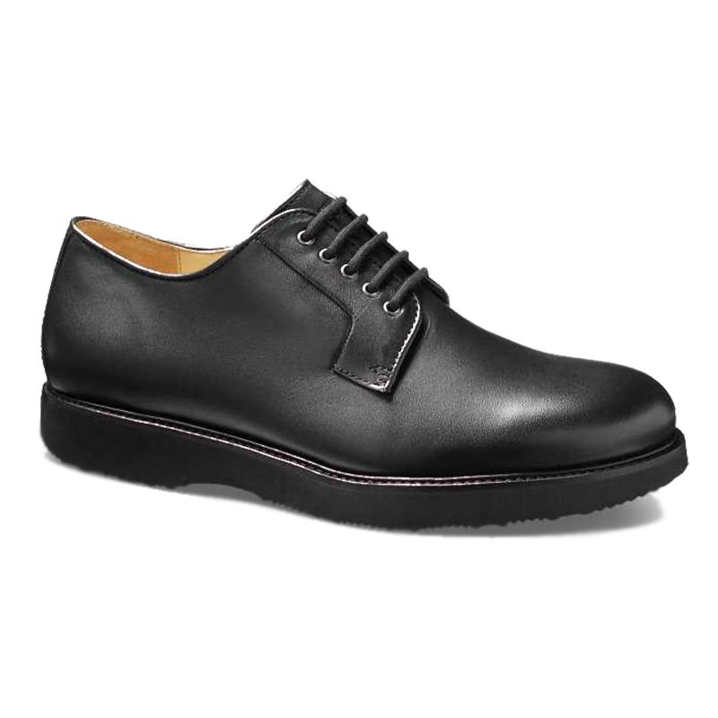 Samuel Hubbard Royal Scot Derby Shoes Black Image