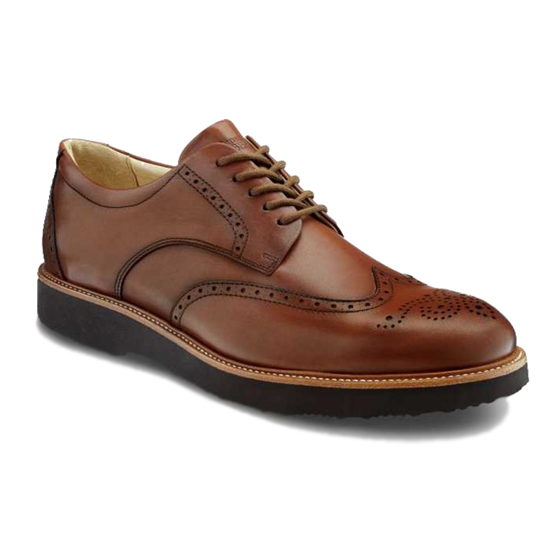Samuel Hubbard Tipping Point Oxford Whiskey Tan Image