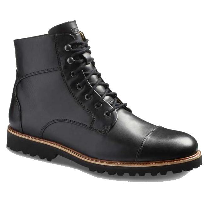 Samuel Hubbard Uptown Maverick Boots Black Image