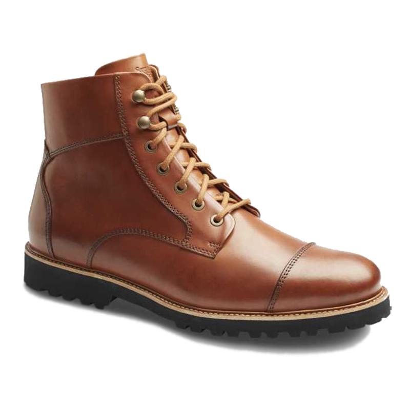 Samuel Hubbard Uptown Maverick Boots Whiskey Tan Image