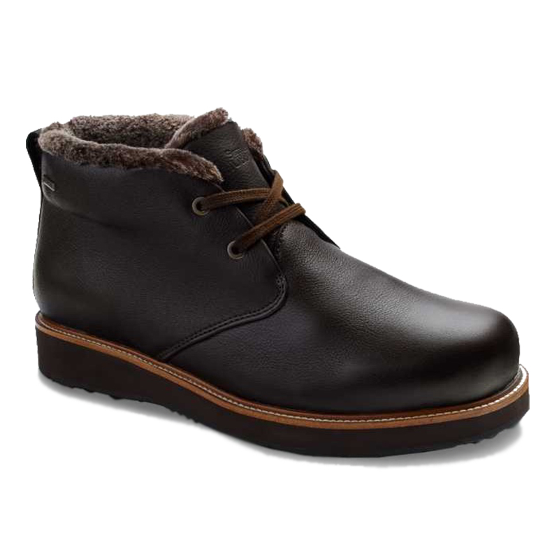 Samuel Hubbard Winter's Day Boots Espresso Brown Image