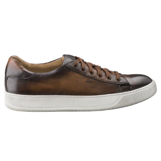 Santoni Apache G2 Sneaker Brown Image