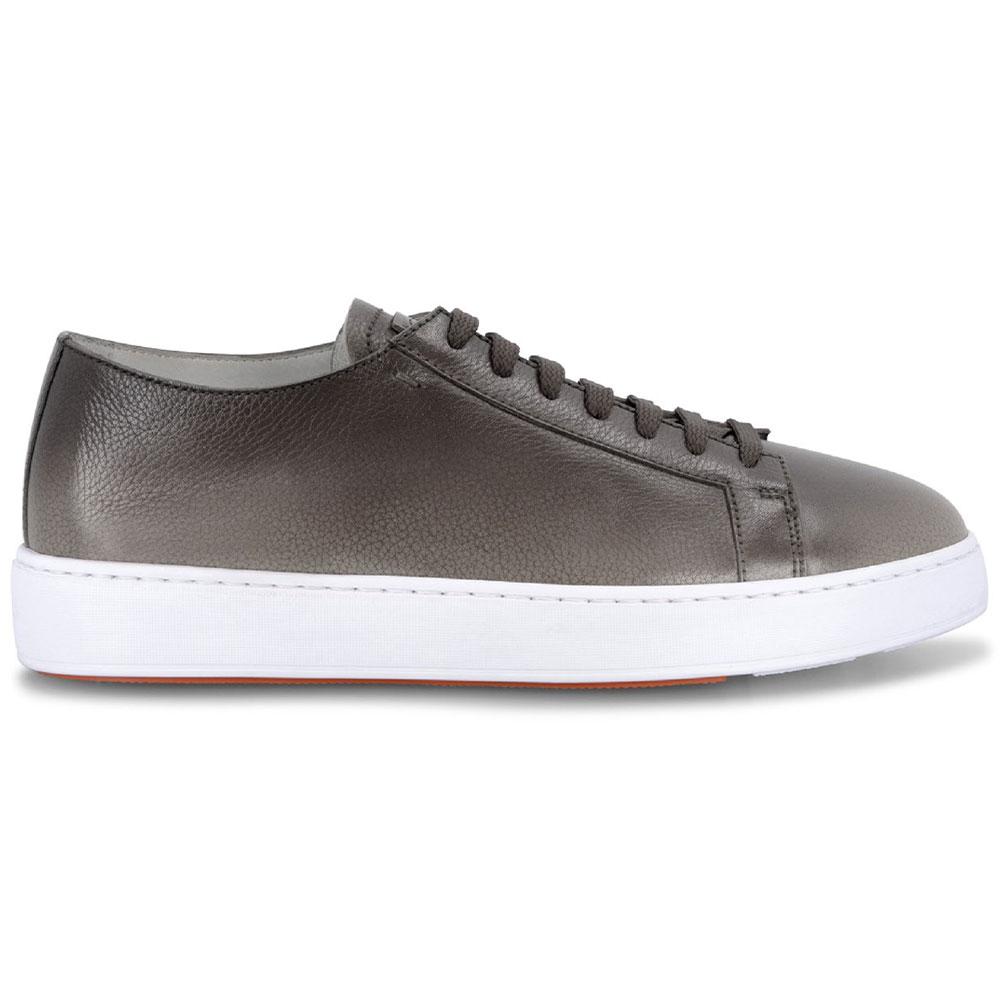 Santoni Biking Sneakers Gray Image