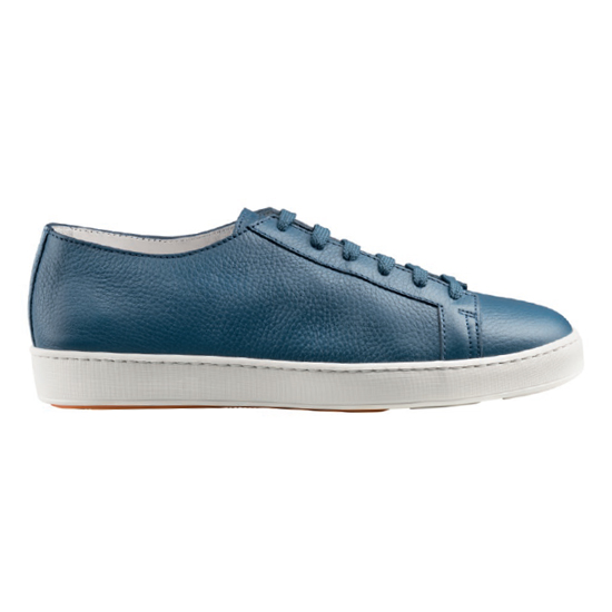 Santoni Cleanic S6 Sneakers Blue Image