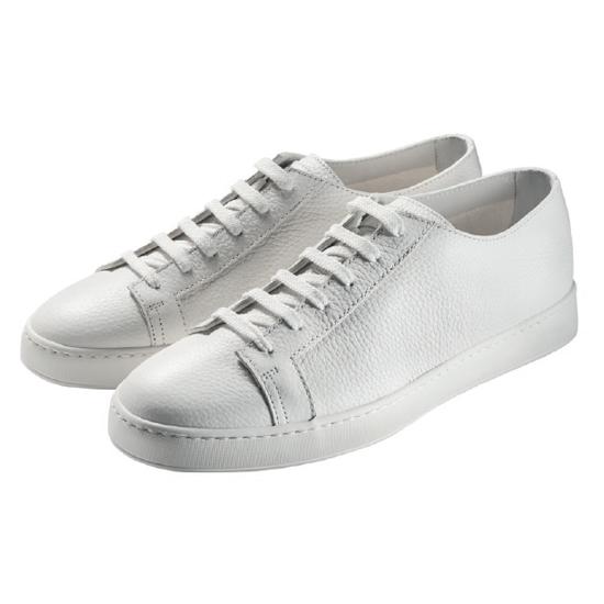 Santoni Cleanic S7 Sneakers White Image