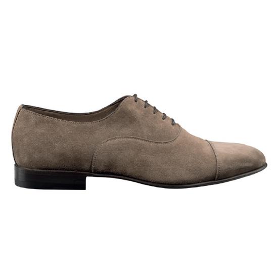 Santoni Darian R5 Oxford Shoes Tan Image