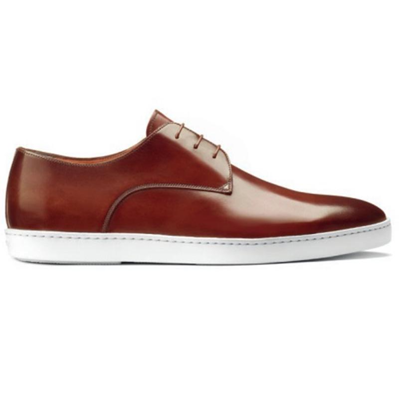 Santoni Doyle M5 Derby Sneaker Brown Image