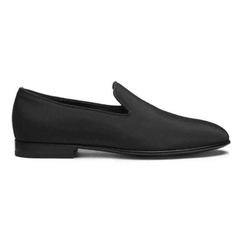 Santoni Lana G3 Loafers Black Image