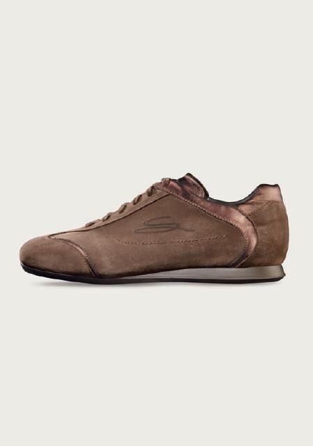 low price fee shipping online Santoni suede sneakers wholesale price sale online NzpCDho3u