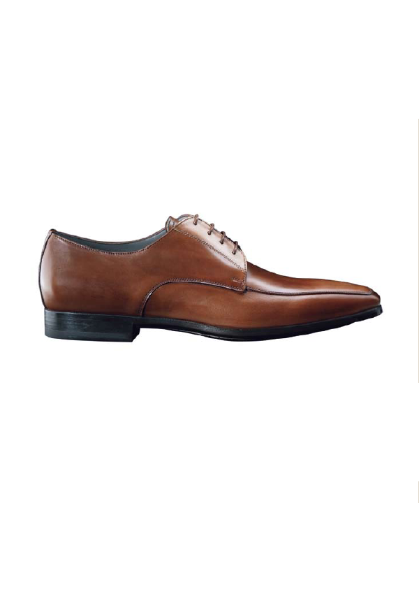 Santoni Shoes Prichard Moc Toe Shoes Image