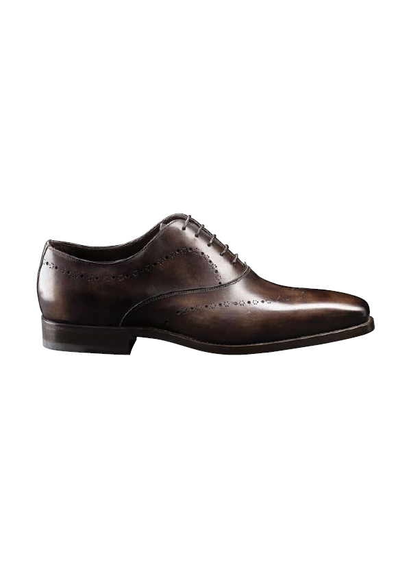Santoni Blind Brogues