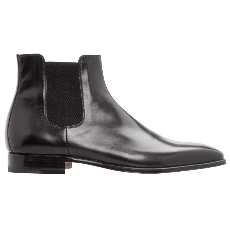 Stemar Ancona Chelsea Boots Black Image