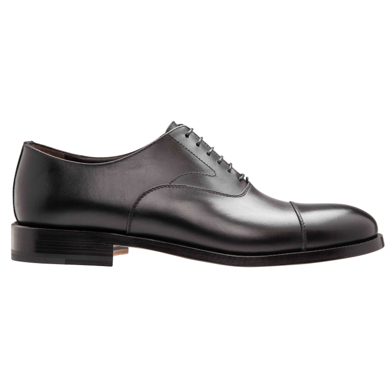 Stemar Lodi Cap Toe Oxfords Black Image
