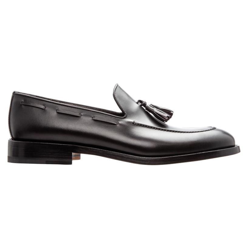 Stemar Lugo Tassel Loafers Black Image