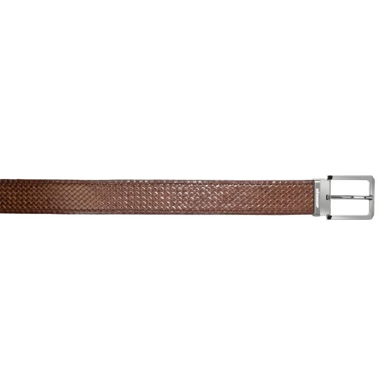 Stemar Massa Woven Belts Brown Image