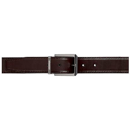 Stemar Milano Calfskin Belt Dark Brown Image