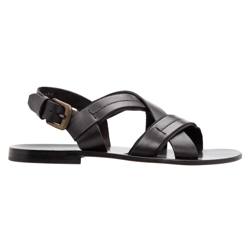 Stemar Riccione Sandals Black Image
