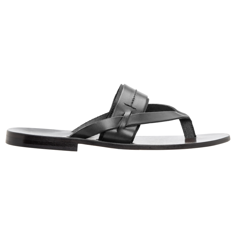 Stemar Rimini Sandals Black Image