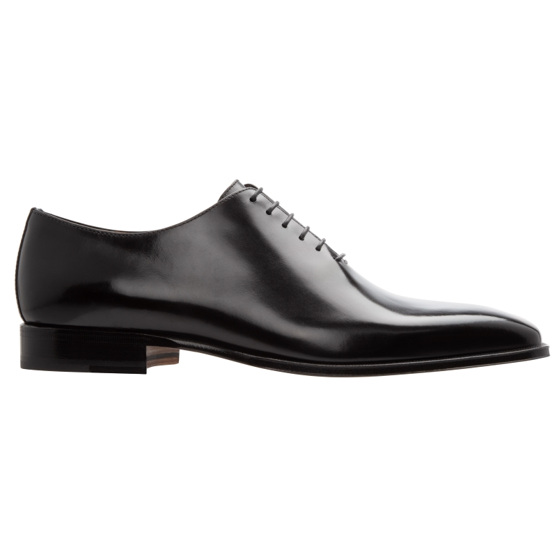 Stemar Roma Calfskin Oxfords Black Image