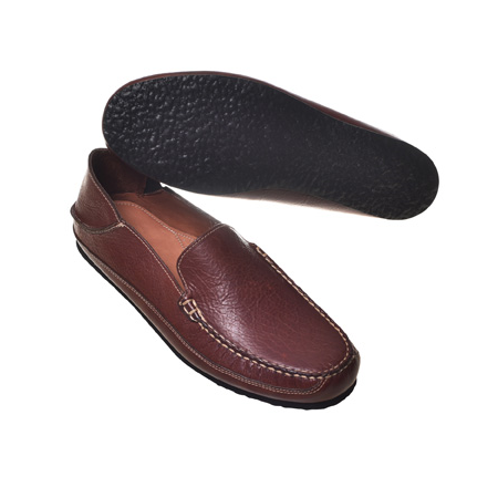 TB Phelps Ashby Bison Loafers Brown Image
