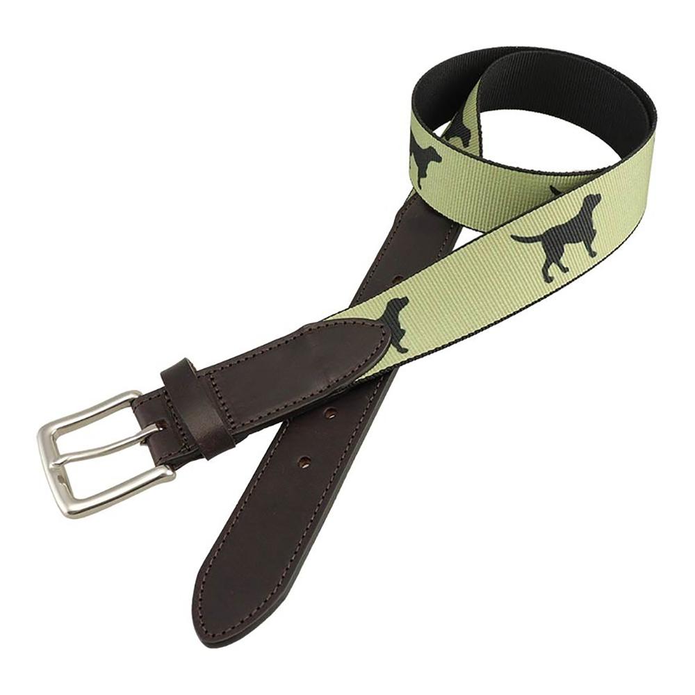 TB Phelps Fairfield Tab Belt Black Lab Image
