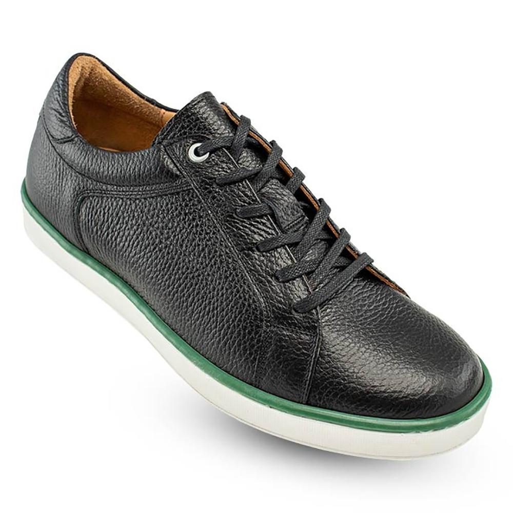 TB Phelps Fairway Golf Sneakers Black Image