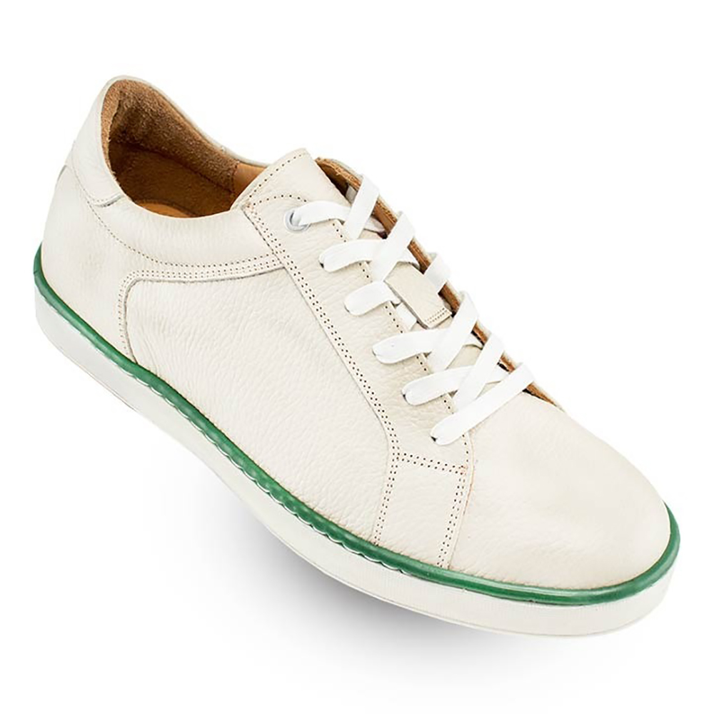 TB Phelps Fairway Golf Sneakers White Image