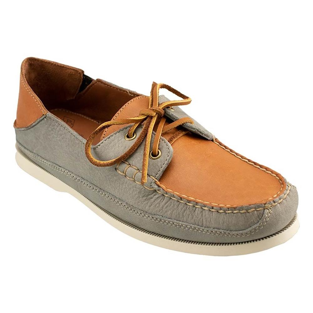 TB Phelps Glenn Boat Shoes Grey Image