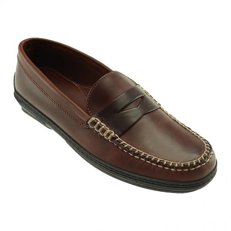TB Phelps Key West Loafer Brown Image