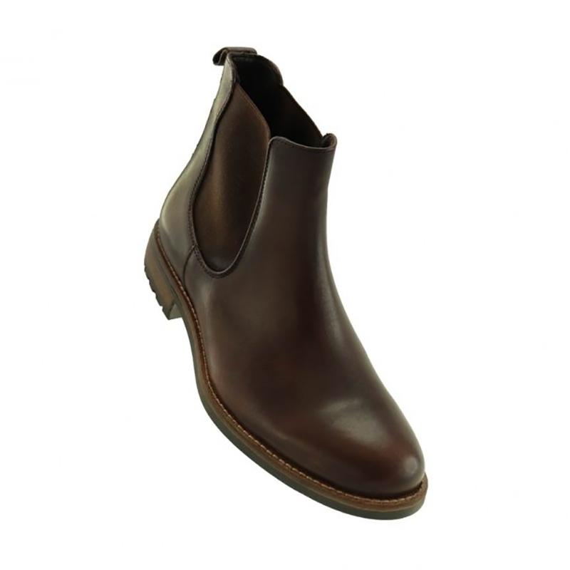 TB Phelps Santa Fe Panel Boots Mahogany Image