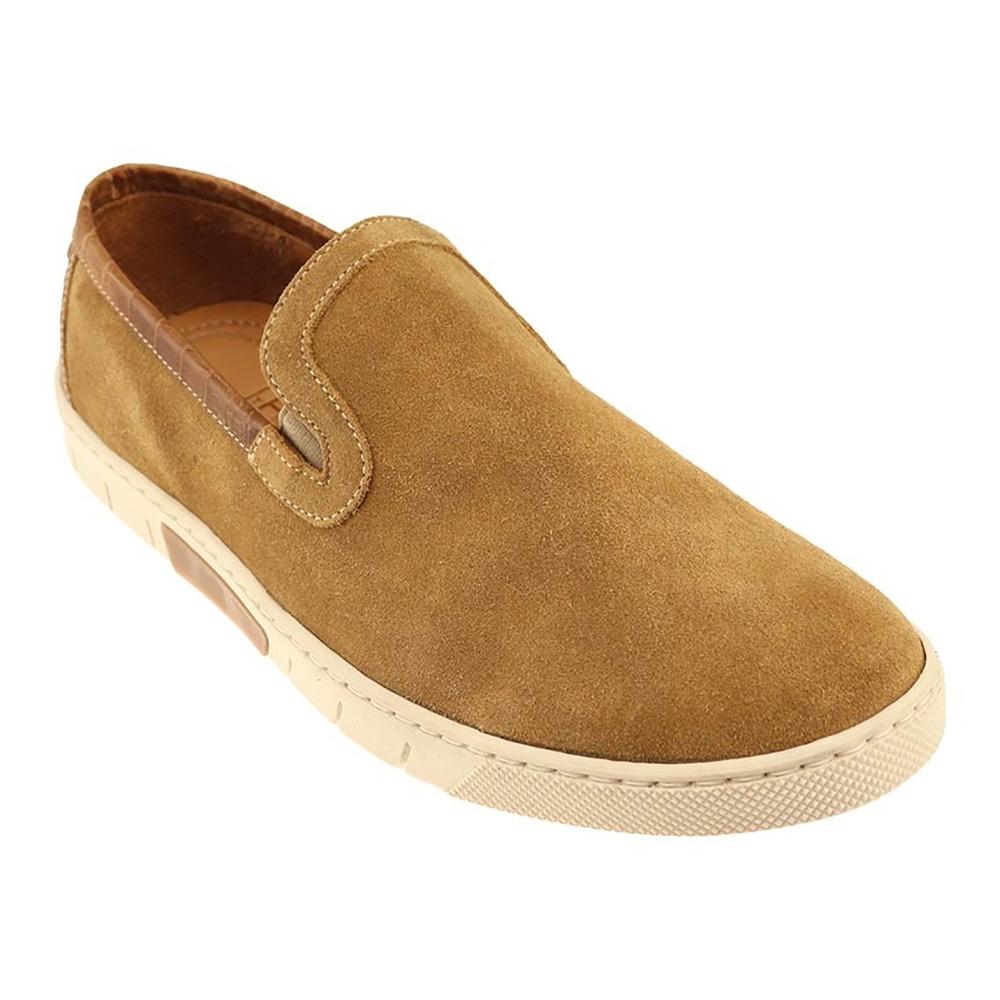 TB Phelps Scottsdale Slip On Shoes Tan Image
