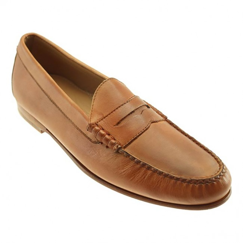 TB Phelps Ventura Penny Loafer Tan Image