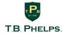 T. B. Phelps Shoes Logo