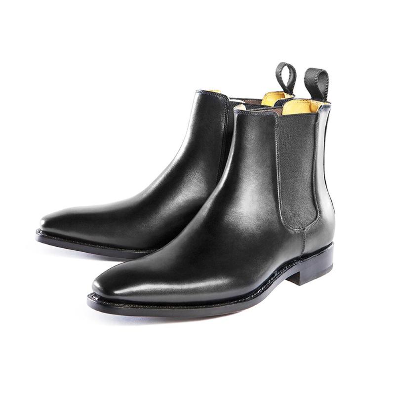 Ugo Vasare Americano Chelsea Boots Black Image