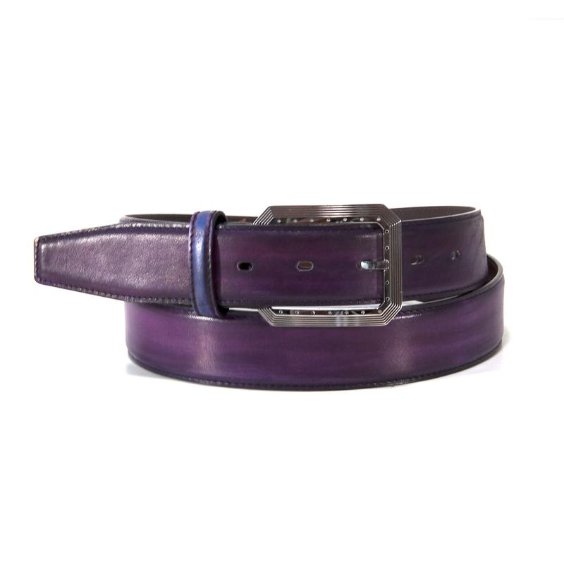 Ugo Vasare Belt Purple Image