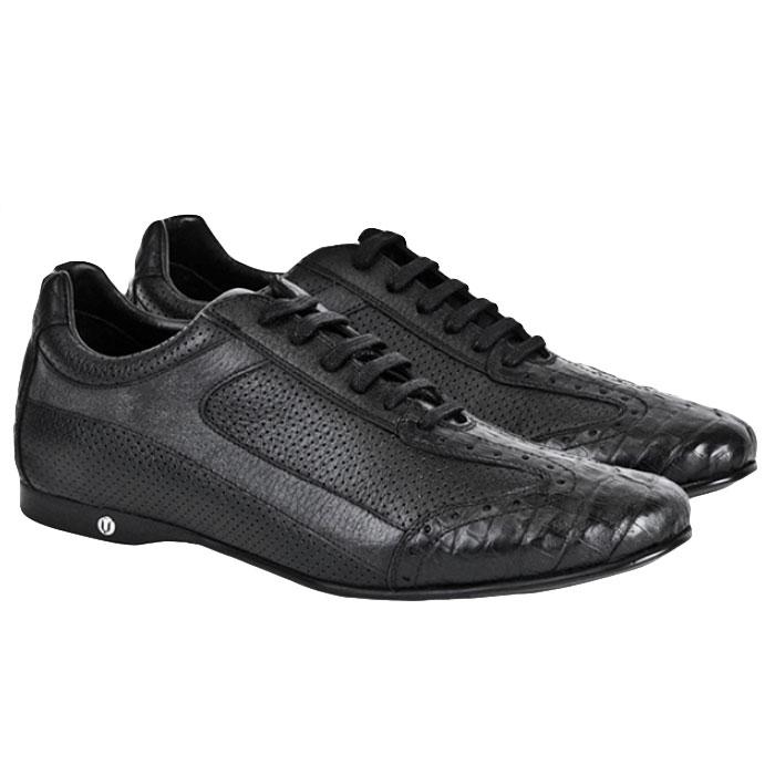 Vestigium Caiman Belly Sneakers Black Image