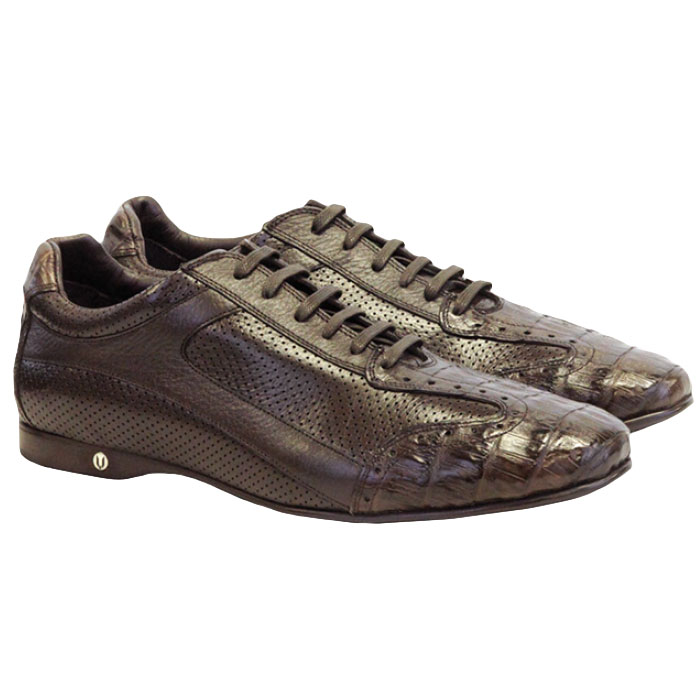 Vestigium Caiman Belly Sneakers Brown Image