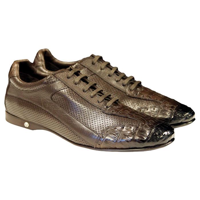 Vestigium Caiman Belly Sneakers Faded Brown Image
